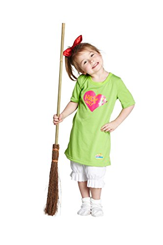 Rubie's 380200 - Bibi Blocksberg - Child, Verkleiden und Kostüme, 128