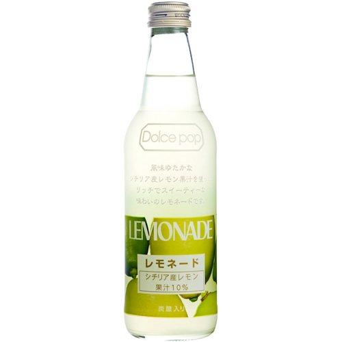 川崎飲料 ドルチェポップレモネード 340ml×24本