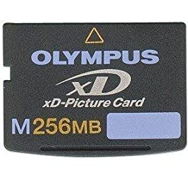 """Om digital solutions 202025 m-256 mb xd picture card 1 supports the panorama function found on most olympus digital cameras ultra-compact 0. 97"""" by 0. 98"""" by 0. 67"""" size 256 mb storage capacity"""