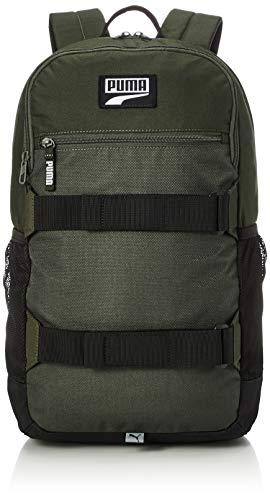 PUMA Women's Phase Backpack Daypack, Black, L