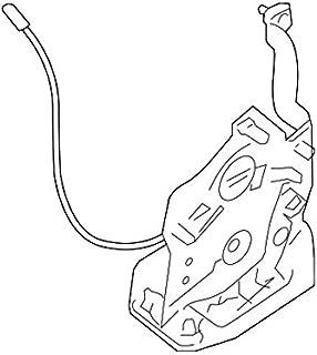 Nissan 90502-7S00A, Trunk Lock Actuator Motor