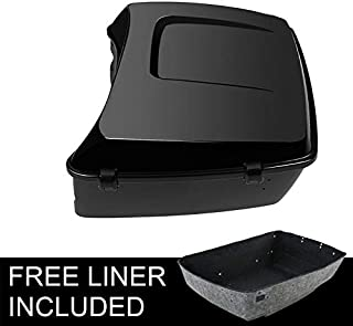 TCMT King Tour Pack Trunk Fits For Harley Davidson Touring Road King Glide 2014-2020 (Stype C)