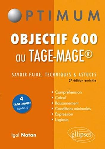 Objectif 600 au Tage Mage