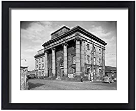 Media Storehouse Framed 20x16 Print of Curzon Street Station BB64 02092 (14437041) - coolthings.us