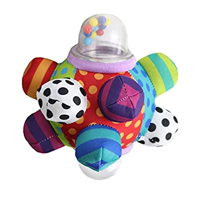 Developmental Bumpy Ball Toy,Help Develop Motor...
