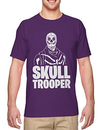 Skull Trooper - Battle Royale Video Game Men