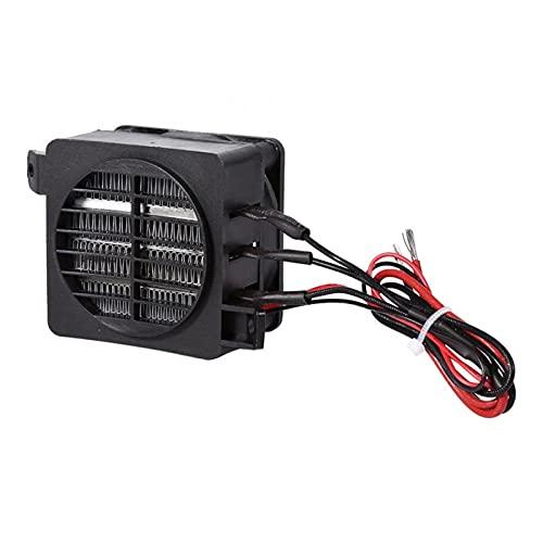 XIAOFANG 10. 0W 12V PTC. Auto-Fan-Lufterhitzer Konstante Temperatur Heizelement Heizgeräte Energieeinsparung