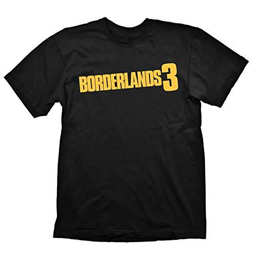 Borderlands 3 Logo T-Shirt Small