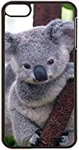 Som Lam Do Koalas Hard Protective Case for iPod Touch 6 Case (Black Hard Plastic)
