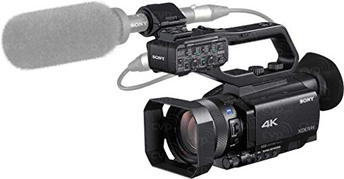 Sony PXWZ90V Videocamera portatile 14.2MP CMOS 4K Ultra HD Nero - Videocamere digitali (14.2MP, CMOS, 12x, 48x, 9.3-111.6mm, 29-348mm)