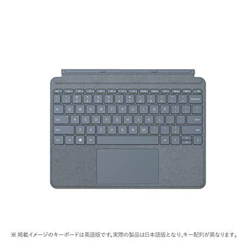 マイクロソフト Surface Go Signature タイプ カバー アイスブルー KCS-00123