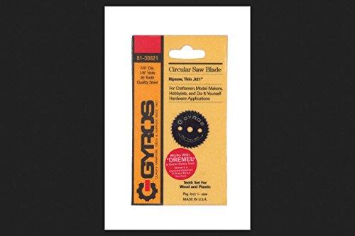 Gyros 81-30821 Ripsaw Blade, 7/8