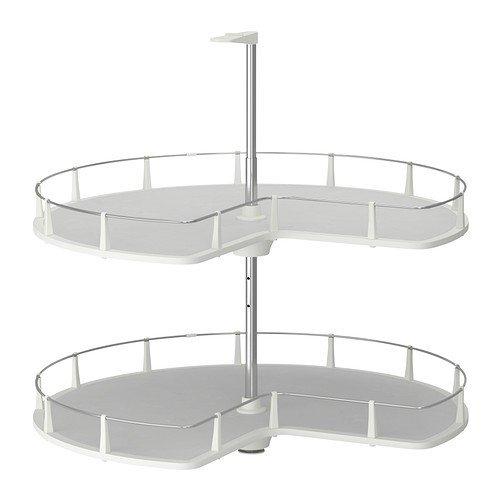 IKEA UTRUSTA Eckunterschrank-Karussell (88cm)