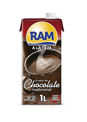 RAM Chocolate Líquido a la Taza - 1 L