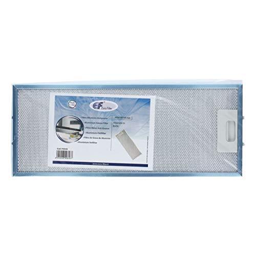 Fettfilter Metallfilter 455x185mm Dunstabzugshaube passend wie Elica GRI0025433A auch passend wie Bosch Siemens 00746994 Bauknecht Whirlpool 482000009755 Ariston Indesit C00333929
