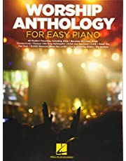 Worship anthology for easy piano piano