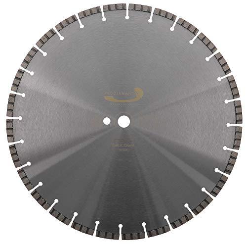 PRODIAMANT Premium Diamant-Trennscheibe Beton Laser 400 mm x 20 mm Diamanttrennscheibe PDX821.711 400mm lasergeschweißte Diamantsegmente