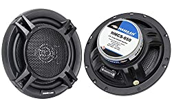 Hamaan HMCS-650 Left and Right 6.5-inch 480W Coaxial Car Speakers (Pack of 2),Esquire Electrovision Pvt Ltd.,HMCS-650