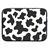 LINSHANGYI Cow Moo Neoprene Laptop Soft Sleeve Case Bag Fashion 13inch&15 Inch Waterproof Laptop for Business Trip