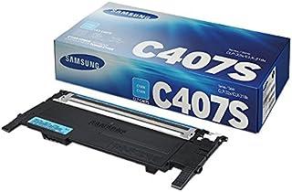 Best Samsung CLT-C407S Toner Cartridge Cyan for CLP-325W; CLX-3185FW Review