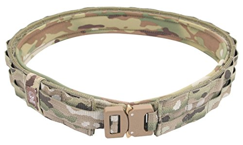 Grey Ghost Gear UGF Battle Belt with Padded Inner,...