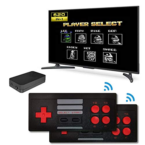 NES Classic Edition Plug Play Tv Games Wireless Controller