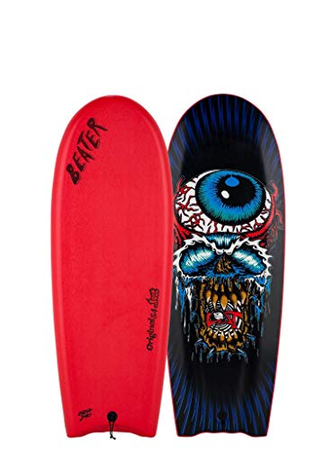 Beater Lost Edition Groveler Surfboard by Catch Surf