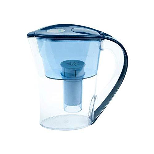 Waterfilterkan Living Room Household Direct Drinken Filter Pot Double Effect zeef Layer Actieve kool multicolor optionele 3.0L grote capaciteit