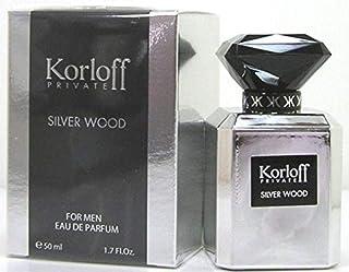 KORLOFF PRIVATE SILVER WOOD MAN (M) EDP 50 ml