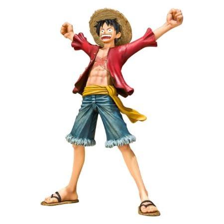 フィギュアーツZERO モンキー・D・ルフィ (新世界編Ver.)