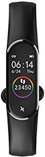 Maxcom FW20BLACK Opaska Monitorująca Aktywność, Czarny