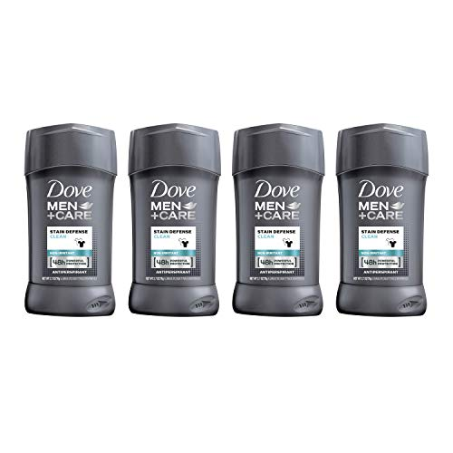 Best Men's Deodorant For Sweat Stains