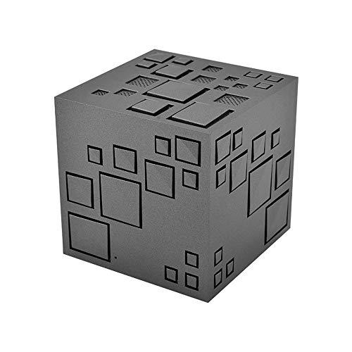 FAGavin Deko Kreatives Geburtstagsgeschenk Praktisches Geschenk Junge/Mädchen Schwarz Technologie Multifunktions-Artefakt-Sound (Color : Black)
