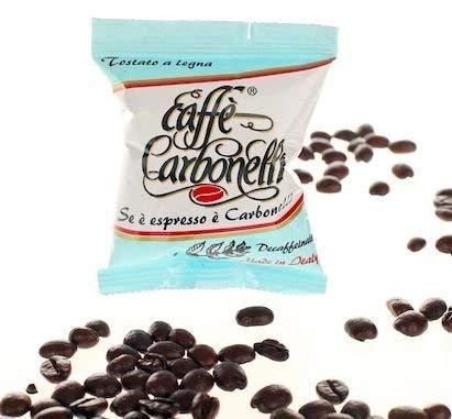 100 Cápsulas compatibles Lavazza espresso point - Caffè Carbonelli descafeinado