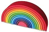 Juguete de arcoíris apilable