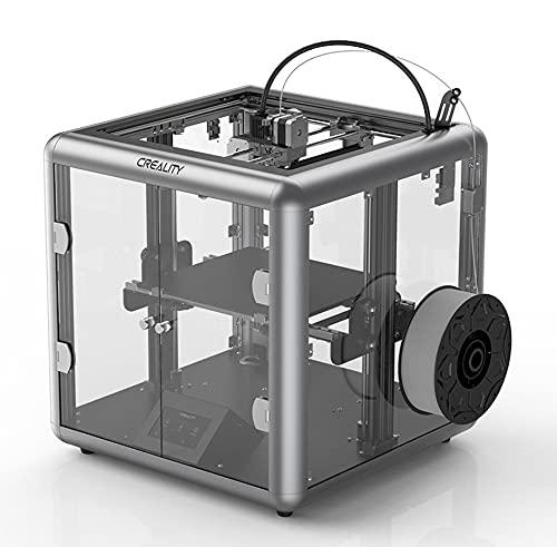 【Creality 3D 日本正規代理店】Sermoon D1 完成品 3Dプリンター 最大印刷サイズ 280 * 260 * 310mm