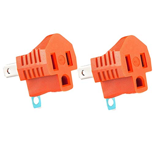 Yubi Power Grounding Adapter Plug -…