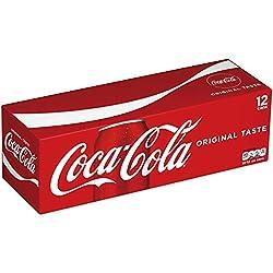 Coca-Cola, Coke Soda, 12 oz (pack of 12)