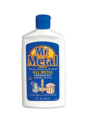Mr Metal with Tarnish Guard 8oz Bottle