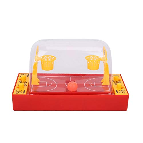 VGEBY Basketball Desktop Spiel Spielzeug, Pair Up Basketball Schießen Desktop Spielzeug für Kinder Familie Freunde Party Entertain