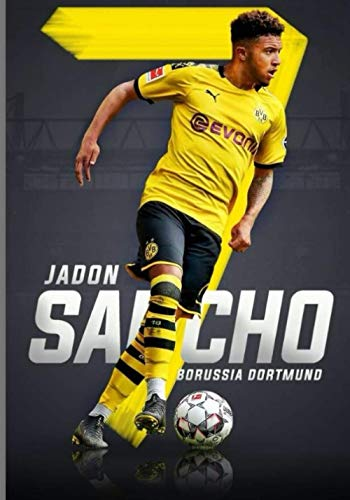 Jadon Sancho: Borussia Dortmund I Fußball-Notizbuch