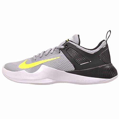 Nike Herren Air Zoom Hyperace Squashschuhe, Grau (Grey 902367-007), 40.5 EU