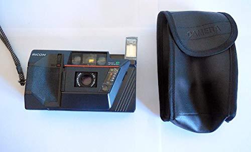 Best Prices! Vintage Ricoh AF-50 AF-70 Myport ELLE Film Camera Rikenon 35mm Lens, Case, Rare