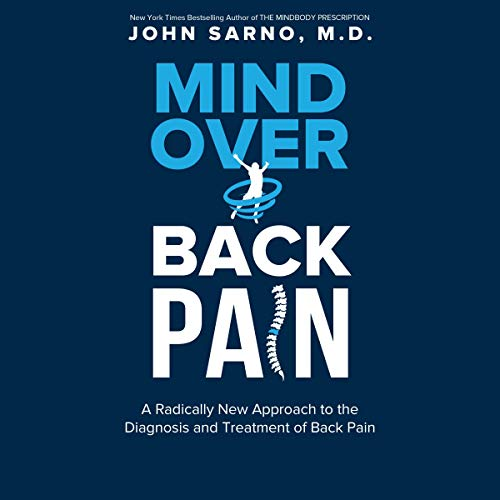 Mind Over Back Pain cover art