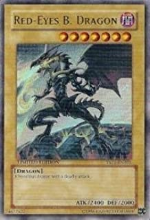 Yu-Gi-Oh! - Red-Eyes B. Dragon (YAP1-EN002) - Anniversary Pack - Limited Edition - Ultra Rare