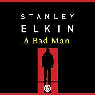 A Bad Man audiobook cover art
