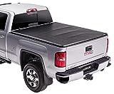 Gator ETX Soft Tri-Fold Truck Bed Tonneau Cover | 59109 | Fits 2014 - 2018, 2019 Ltd/Lgcy Chevy/GMC Silverado/Sierra 1500 5'8' Bed | Made in the USA