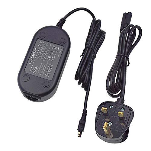 EH-67 - Kit de adaptador de corriente alterna para cámaras digitales Nikon Coolpix L840, L830, L820, L810, L340, L330, L320, L310, L120, L110, L105, L100, Coolpix B500