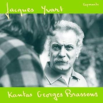 Jacques Yvart kantas Georges Brassens (Esperanto)