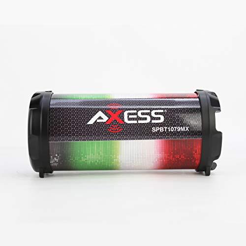 AXESS SPBT1079MX Portable Bluetooth Speaker